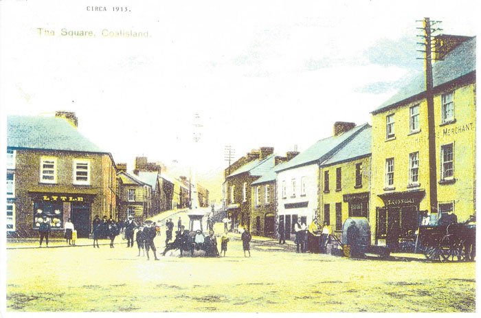 The Square, Coalisland