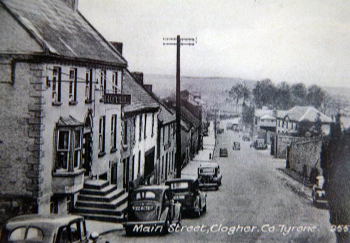 Clogher Main Street