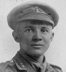 2nd Lieutenant William Porter