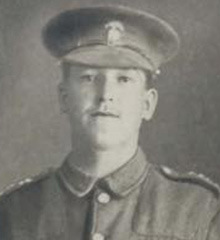 Private John Stafford